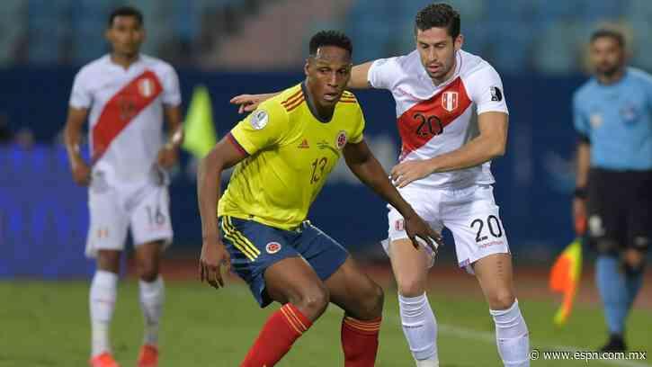 Santiago Ormeño debuta con Perú en Copa América; ya no podrá jugar con México - ESPN