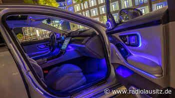 Chemnitzer Forscher machen die S-Klasse leichter - Radio Lausitz