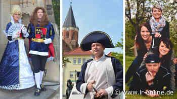 Unterhaltung aus Oberspreewald-Lausitz: Verwandlungskünstler holt Musik-Legenden in die Lausitz - Lausitzer Rundschau