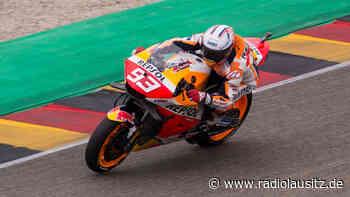 """Marc Marquez bleibt """"King of The Ring"""" beim MotoGP - Radio Lausitz"""