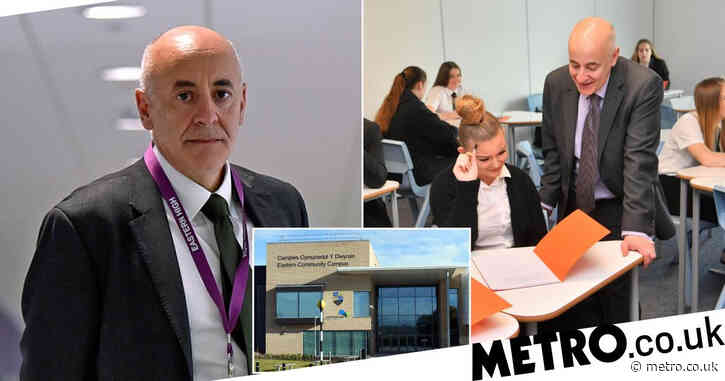 Headteacher says pupils are 'breaking down in school' after finding suicide note