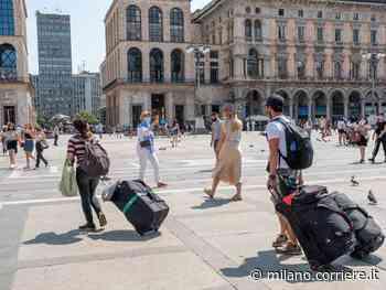 Milano, hotel e Airbnb tagliano i prezzi per attrarre i turisti: giovani europei e viaggi in auto, i nuovi... - Corriere della Sera