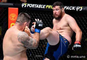 UFC Las Vegas 29: Josh Parisian logra vence a Roque Martinez por decisión dividida - MMA