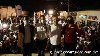 Alfonso Durazo cierra con fuerza en Nacozari, Cananea y Agua Prieta - El Heraldo de México