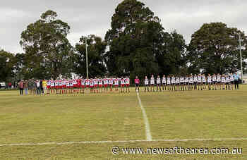Wins for Karuah Roos and Rooettes as Ben Langdon is honoured - News Of The Area