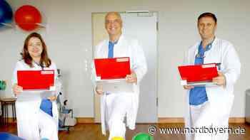 Ärzte-Ehepaar verstärkt das Klinikteam in Bad Windsheim - Nordbayern.de