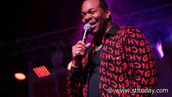 iParty • Busta Rhymes performs at Seoul Taco's block party - STLtoday.com