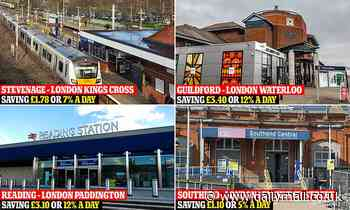 'Confusing' flexible rail tickets 'do NOT save commuters enough to lure them back to the office'