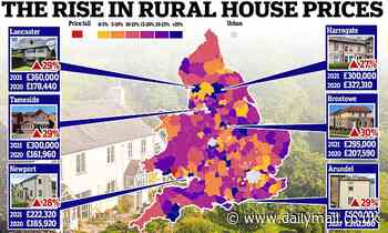 Race for WFH retreats puts 30% on property prices leaving locals unable to get foot on ladder