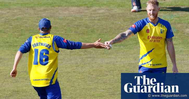 County cricket: T20 Blast group stage is proving enjoyably competitive