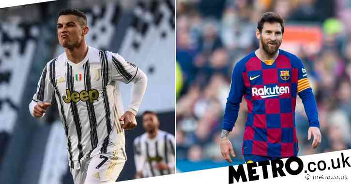 Barcelona considering sensational move for Cristiano Ronaldo to play him alongside Lionel Messi