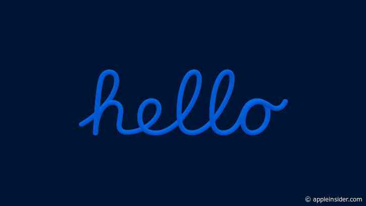 How to get the 'Hello' screensaver running on your Mac