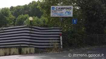 Protesta dei campeggiatori alla Fossa - Il Tirreno