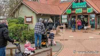 Nach Corona-Lockdown: Tierpark Nordhorn sucht händeringend Helfer - noz.de - Neue Osnabrücker Zeitung