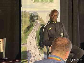 Milton Rotich wins 2021 men's marathon - Duluth - KBJR 6