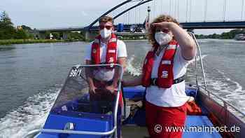 Wasserwacht Volkach warnt Badegäste am Main vor tödlichen Gefahren - Main-Post