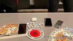 Cocaina e contanti in casa 35enne arrestato per spaccio - Il Tirreno