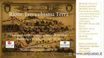 "Tour nel centro storico di Avellino: iniziativa targata Slow Food APS e Touring Club ""Paesi d'Irpinia"" - Orticalab"
