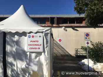 Vaccinazioni Covid in Irpinia: 4.533 dosi (344.290 finora), 440 ad Avellino. I dati - Nuova Irpinia