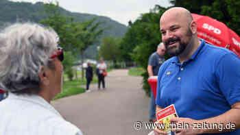 OB-Wahl Lahnstein: SPD-Kandidat setzt auf den Blick von außen - Rhein-Zeitung