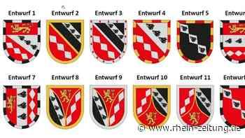 Löwe, Eber und Rauten: Die VG Betzdorf-Gebhardshain gibt sich ein neues Wappen - Rhein-Zeitung