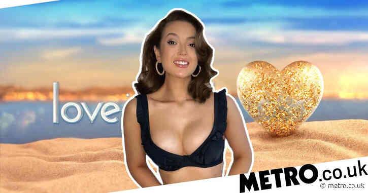Love Island beauty queen Sharon Gaffka 'won't be having sex on TV like Zara Holland'