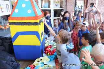 PXL-studenten ontwerpen droommachine voor kinderen De Kleine Prins