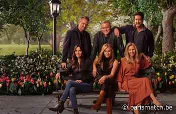À la télé ce soir: l'épisode tant attendu « Friends The Reunion » - Paris Match Belgique