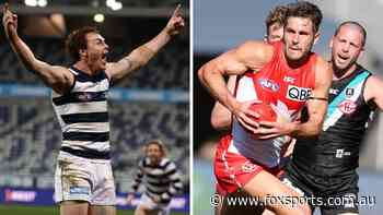 AFL's hottest side now the top seed; pretender ready to be exposed: Power Rankings