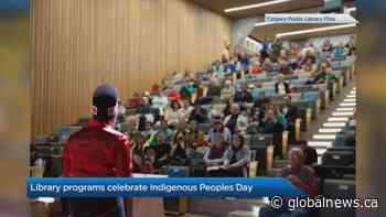 Learn more about the Calgary Public Library's celebration of National Indigenous Peoples Month