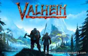 Valheim VR mod makes Viking adventure more immersive - Geeky Gadgets