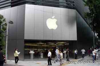 Apple and other tech companies will be forced to open offices in Russia - Geeky Gadgets
