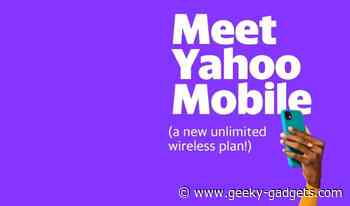 Yahoo Mobile is shutting down - Geeky Gadgets