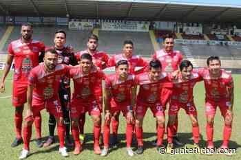 Coatepeque presume su nuevo escudo – Guatefutbol.com - Guatefutbol.com