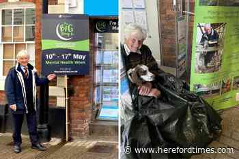 Cold and frightened: Hereford estate agent's experience of sleeping rough