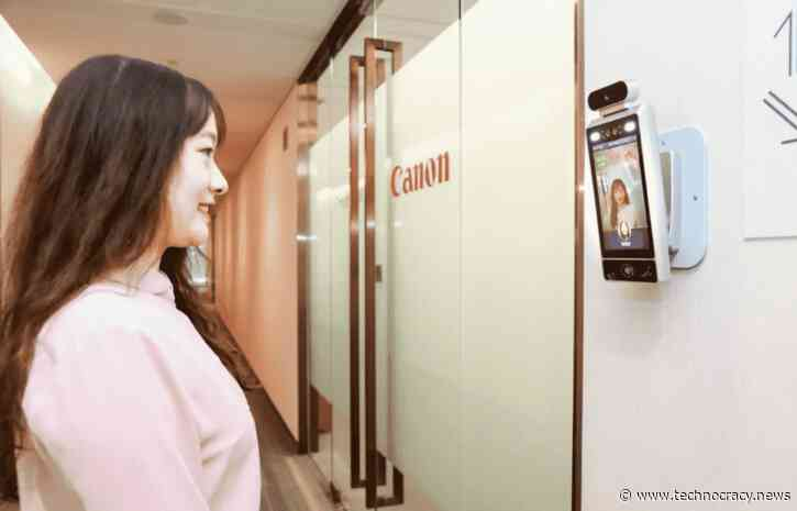 Canon In China: AI Cameras Only Let Smiling Workers Inside