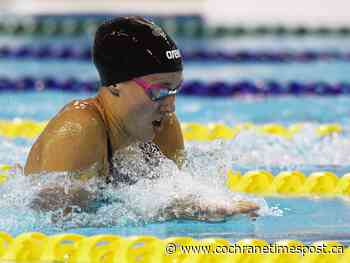 Winnipeg's Kelsey Wog earns Olympic swimming berth - Cochrane Times Post