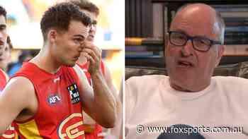 Why he felt 'sh**house', the coach is 'under pressure' and Tassie won't work: Suns prez - Fox Sports