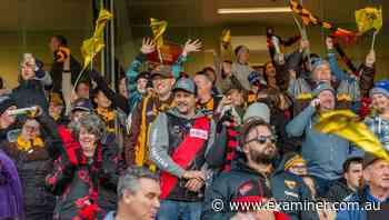 Gold Coast Suns president Tony Cochrane shines way ahead for AFL in Tasmania - Tasmania Examiner