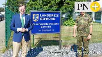 Oberst besucht Soldatinnen und Soldaten im Kreis Gifhorn - Peiner Nachrichten