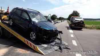 Gifhorn: Schwerer Unfall auf B71 – sieben Verletzte! - News38