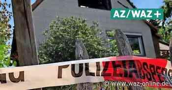Feuer im Ribbesbütteler Weg in Gifhorn: Brandstiftung war es nicht - Wolfsburger Allgemeine