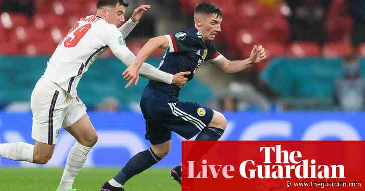 Euro 2020: Gilmour tests positive for Covid, France lose injured Dembélé – as it happened
