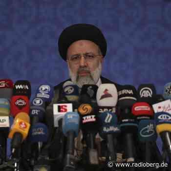 Irans neuer Präsident lehnt Treffen mit Biden strikt ab - radioberg.de