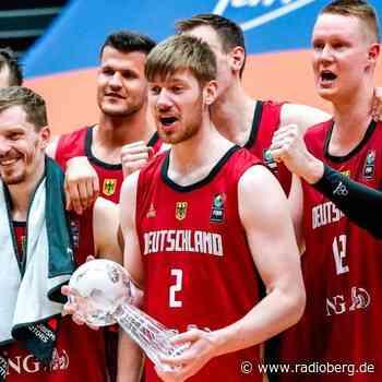 Basketballer gehen an die Feinabstimmung - Schröder kommt - radioberg.de