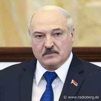 EU-Außenminister einig: Wirtschaftssanktionen gegen Belarus - radioberg.de