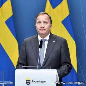 Schwedischer Regierungschef Löfven verliert Misstrauensvotum - radioberg.de
