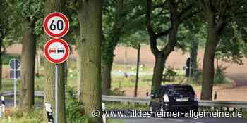 Fahranfänger driftet am Roten Berg in den Graben – vor den Augen der Hildesheimer Polizei - www.hildesheimer-allgemeine.de