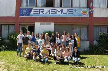 Cambo-les-Bains : le collège Errobi poursuit son idéal européen - Sud Ouest