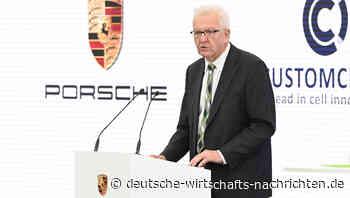 Porsche baut Batteriezellen, bei Erfolg konzernweiter Einsatz